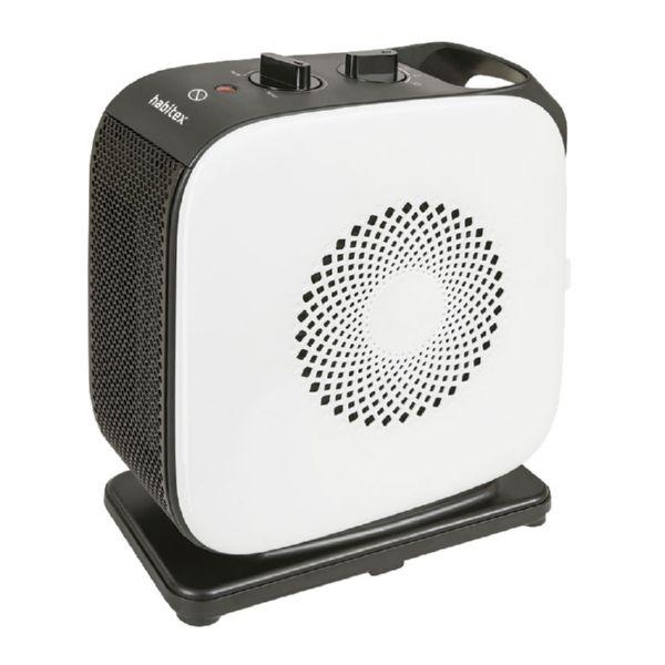 Calefactor ceramico oscilante.  HQ364.1500 W.